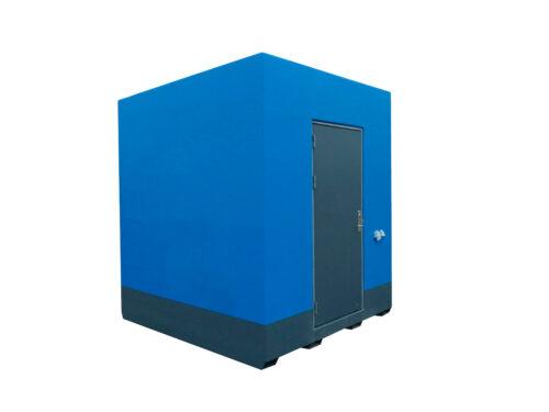 Materiel-containere